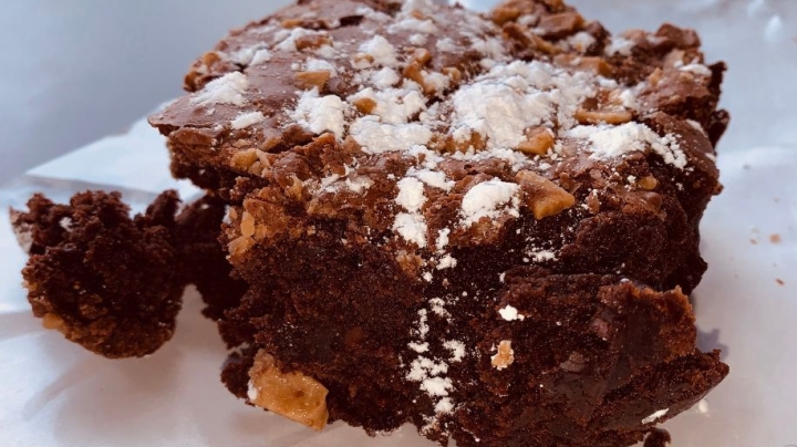 The Brownie at New York Butcher Shoppe